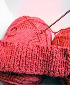 How to master knitting instructions the easy way