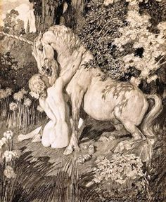 norman lindsay art - Google Search