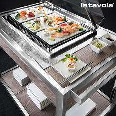 The Restaurant Cart is one of our latest releases... made for mobile buffet service in restaurants hotels functions and events  #ItalianStyle #piemonte #luxury #tabletop #tablescape #FoodBlogger #Michelin #FineDining #tableware #Chef #restaurant #instalike #instafood #buffet #hotelier #FollowOfTheDay #gourmet #TheArtOfPlating #HotelsAndResorts #catering #FoodPics #unique #ChefsOfInstagram #dining #catering #italy #foodie #cooking #LuxuryLife #ChefsTalk by la.tavola.italy