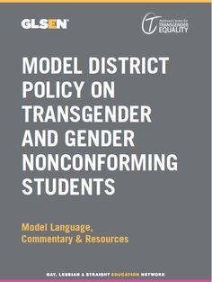 Model School Policies