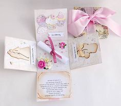 Blahoželanie na svadbu - krabička na peniaze / Scrapdesign - SAShE.sk - Handmade…