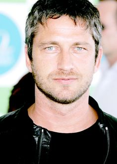 Gerard Butler, holy shit! This is a keeper!