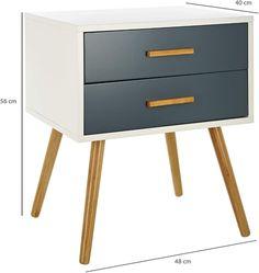Set Of Drawers, Wooden Drawers, Nordic Furniture, Home Furniture, Floating Tv Stand, Modern Bedside Table, Kids Room, Room Decor, Interior Design