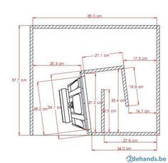 Risultati immagini per speaker plans Car Speaker Box, Speaker Box Design, Speaker Plans, Diy Speakers, Stereo Speakers, Subwoofer Box Design, Lego Projects, Loudspeaker, Hobbies And Crafts