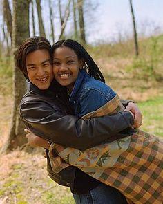 AMBW LOVE ʕ´•ᴥ•`ʔ #ambw #bwam #interracial