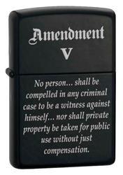 5th amendment cases 2016