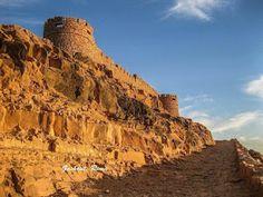 Ghat Castle, Libya قلعة غات  THE LIBYAN Esther Kofod www.estherkofod.com