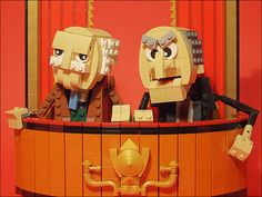 """""""The second half of this show reminds me of Aspen …cause it's all downhill from here!""""   The Brothers Brick   LEGO Blog"""