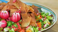Foto: SVT Zeina, Frisk, Guacamole, Tacos, Food And Drink, Ethnic Recipes, Corse