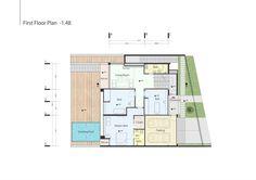 Amin's House,Floor Plan