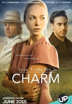 Checkout the movie Love Finds You In Charm, Ohio on Christian Film Database: http://www.christianfilmdatabase.com/review/love-finds-you-in-charm-ohio/