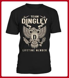 Team DINGLEY Lifetime Member - Shirts für singles (*Partner-Link)