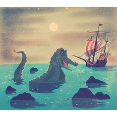 Peter pan concept art by mary blair. Mary Blair, Rabbit Illustration, Illustration Art, Disney Villains, Disney Films, Disney Artists, Disney Concept Art, Peter Pan Disney, Vintage Disney