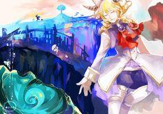 Life's Carnival by OXMiruku.deviantart.com on @deviantART