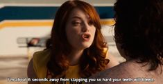 13 Times Emma Stone Was Your Spirit Animal In 'Easy A' – Famous Magazine Best Movie Quotes Funny, Funny Girl Movie, Funny Gifs, Emma Stone, Easy A Quotes, New Quotes, Easy A Film, Man Humor, Girl Humor