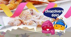 Ricette di #Carnevale: Frappe, Chiacchiere, Cenci o Crostoli? :) - ChiacchiereDolci.it