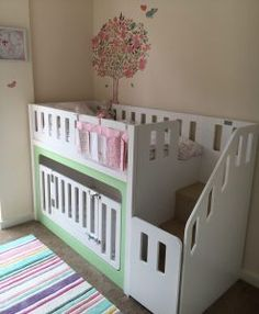 Cot Bed Front (Junior Bed)