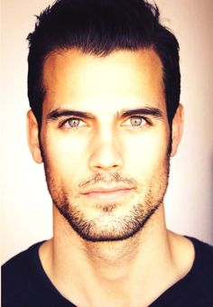 Thomas Beaudoin, I Can't Believe It's Not Butter. (Or that he's so hot.)