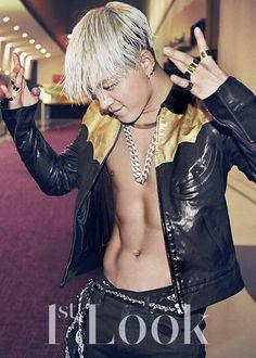 Taeyang @ 1st Look Magazine, MAMA 2014