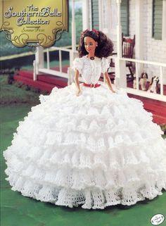 the needlecraft shop barbie doll crochet patterns - Google Search