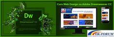 Curs web design cu Adobe Dreamweaver CC | Ok-forum.ro - Anunturi gratuite de mica publicitate in Romania. | Educatie - Meditatii | Timisoara | Timis | Romania