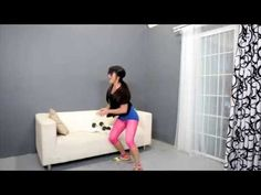 Beginner Friendly Upper Body Workout Routine - YouTube