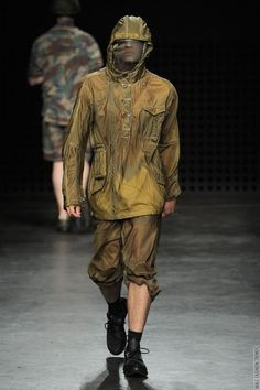 Maharishi Spring/Summer 2016 - London Collections: MEN | Male Fashion Trends