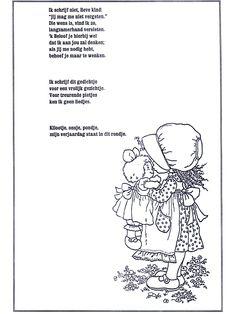 Poeziealbum Versje Juffrouw Gini Poesie Album