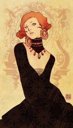 Art Nouveau & Art Deco