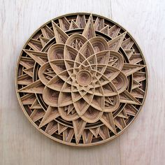 CALADOS CNC Art / Ideas / Artist / Thoughts More At FOSTERGINGER @ Pinterest