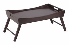 Benito Bed Tray with Curved Top Foldable. Available on buyerxpo.com