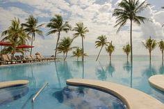 Azul Fives Hotel, infinity pool {Azul Hotels, by Karisma}