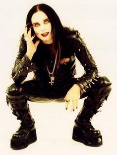 Dani Filth Cradle of Filth Dani Filth, Cradle Of Filth, All Band, Heavy Metal Music, Star Girl, Music Mix, Death Metal, Metal Bands, Music Bands