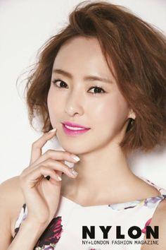 Lee Da Hee - Nylon Magazine April Issue 2014