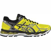 Asics Mens Gel Kayano 21 Lite Show shoes will look like a blurr of lightening on your runs.