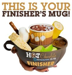 Hot Chocolate 15/5K Run Dallas, Texas!!! Next on the list!  February 2013!!
