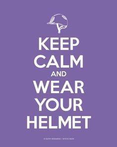 Just a friendly reminder! #cee #wearyourhelmet #besthorsestalls #MysticMare
