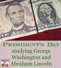 Presidents' Day activities (Poppins Book Nook)