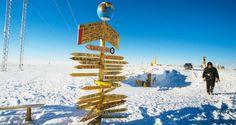 Antartique: Les secrets du Lac Vostok