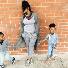 Sisterlocked: Play Clothes: Famiy Fashion