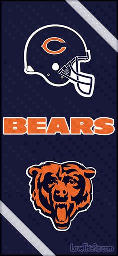 Chicago Bears nfl bears chicago bears chicago nfl football sports football teams