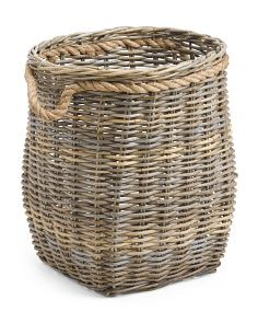Home T J Maxx In 2020 Hamper Tjmaxx Finds Wicker Laundry Basket