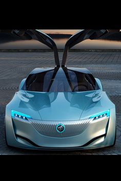 The Buick Riviera future concept car. #conceptcars #Buick #carfactoryoutlet