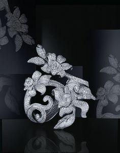 Cartier Orchid Secret Watch