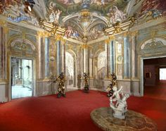 Palazzo BIanco di Via Garibaldi a Genova, Unesco World Heritage in Liguria - © Roberto Merlo