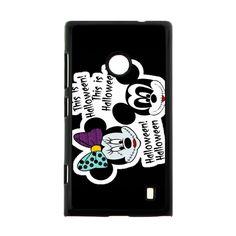 Halloween Mickey Minnie Case for Nokia Lumia 520