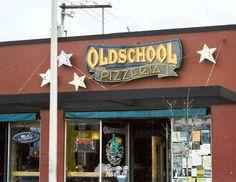 Old School Pizzeria - Olympia WA http://www.oldschoolpizzeria.net/
