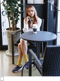 [로맨틱리본블라우스] #키키코 #KIKIKO #1월 #신상 #NEW #ARRIVAL #키작녀 #쇼핑몰 #10대 #여성 #Dailylook #Fashion