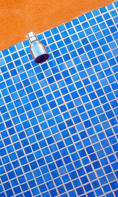 Orange & Blue...