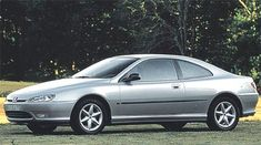 Peugeot 406 COUPE .... my third car, still see it occasionally